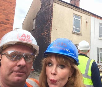 diy sos manchester help the hereos