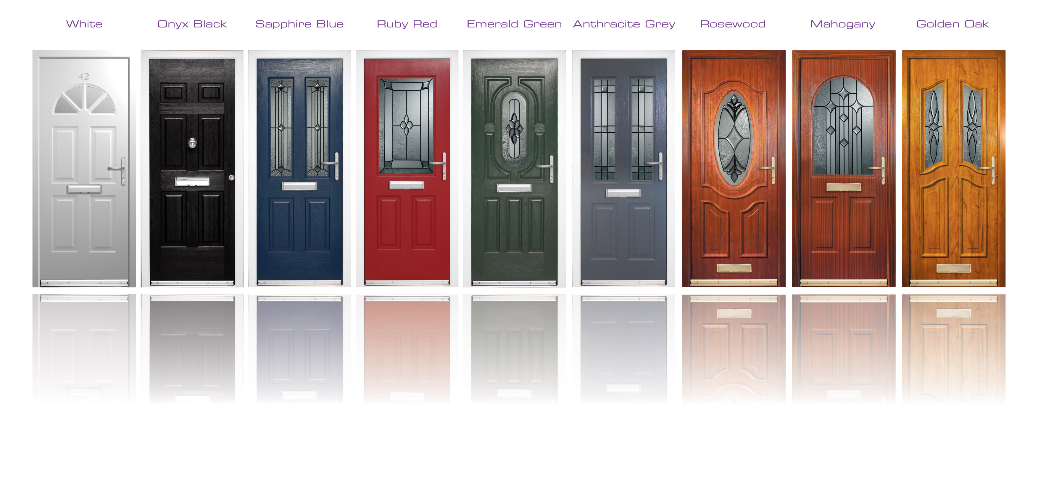 rockdoor colours